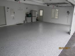 Polyurea Garage Floor Edina Minnesota