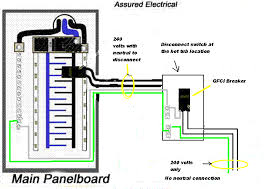 i have a 220 v hot tub the electrician ran a 4 wire disconnect Spa Gfci Breaker Wiring Diagram Spa Gfci Breaker Wiring Diagram #34 240 Volt Delta Wiring Diagram