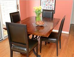 8 luxurious accent of rustic dining room tables and chairs