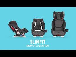 graco slimfit group 0 1 2 3 car seat