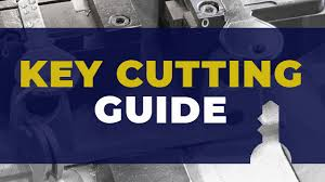 Key Cutting Guide From The Experts Master Locksmiths