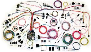 wiring harness complete wiring harness kit 1967 1968 camaro part 500661