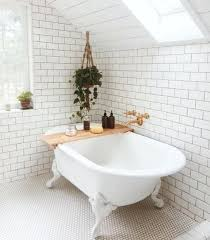 all modern tile a modern airy bathroom with white subway and penny tiles modern tile flooring for bathroom