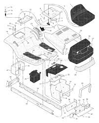 murray xa parts list and diagram  click to close