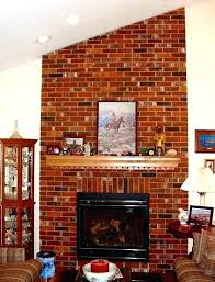 refacing fireplace refinish brick fireplace ideas resurface fireplace tile
