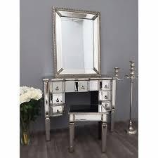 antique bedroom furniture vintage. Image Is Loading Mirrored-Dressing-Table-Bedroom-Furniture-Vintage-Antique -Silver- Antique Bedroom Furniture Vintage F