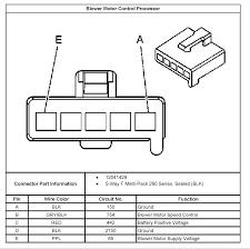 need the wiring diagram for a 2005 impala blower resistor it's a 5 2005 impala wiring diagram stereo 2005 Impala Wiring Diagram #48