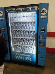 Vending Machines Sacramento Delectable 48 Cents For Water Vending Machine Yelp