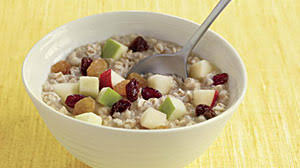 one food critic is making healthy oatmeal his mission