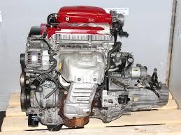 TOYOTA CELICA 3S BEAMS VVTI ENGINE AND 5SPEED TRANSMISSION   Engine Land