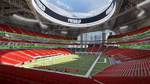 Falcons Season Tickets Psls Nfl New Atlanta Atlanta