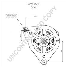 66021543 front dim drawing