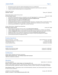 Instructional Technology Specialist Resume Sample Camelotarticles Com