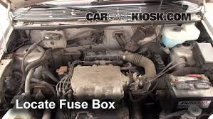 replace a fuse 1991 1995 plymouth grand voyager 1993 plymouth locate engine fuse box and remove cover