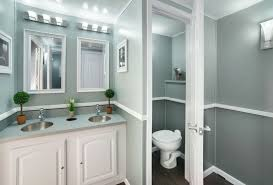Portable Restroom Trailers Luxury Restroom Trailers Rentals - Luxury portable bathrooms