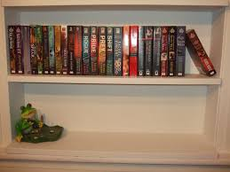 A Book Obsession..: The Bookshelves