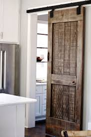 Classic Sliding Barn Door Idea High Quality Oak Wood Material In Classic  Finish Mixes Both Simplicity And Style Perfect Barn Door For Any Interior  Decor