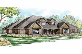 traditional house plan monticello 30 734 front elevation