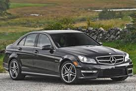 Used 2014 Mercedes-Benz C-Class C63 AMG Pricing - For Sale | Edmunds