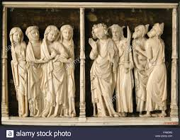 sculpture relief culture french or south netherlandish dimensions overall ivory only 4 3 8 x 6 3 16 x 1 2 in 11 1 x 15 7 x 1 2 cm with frame 5
