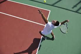 テニスの正しいサーブフォームを身に付けるためには?コツと練習方法を分かりやすく解説!   SPOTAS+