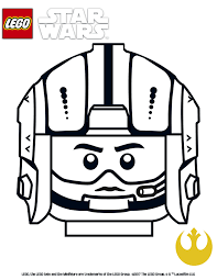 Small Picture LEGO Star Wars coloring pages Gold Suadron Games Activities