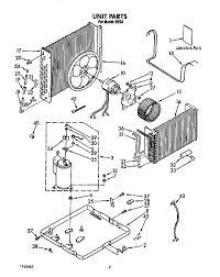 whirlpool heat pump wiring diagram whirlpool image whirlpool be93 outside air conditioner heat pump parts and on whirlpool heat pump wiring diagram
