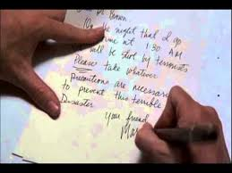 Letter Doc Marty Writes A Letter To Doc Youtube