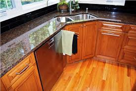 renovate your design of home with unique cool corner sink base kitchen cabinet and get cool