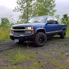 Silverado 98 chevy silverado z71 : Weld It Yourself 1988-1998 Chevy 1500 Bumpers - MOVE