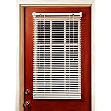 Front Door Blinds Amazoncom