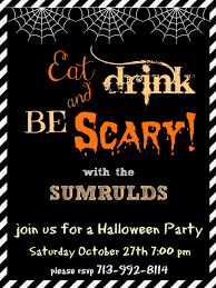 Free Party Invites Templates Adult Halloween Party Invitations Lovely 004 Template Ideas
