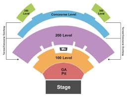 Dailys Place Amphitheater Tickets And Dailys Place