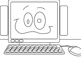 Computer Da Colorare Immagini Gif Animate Clipart 100 Gratis