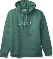 Amazon.com: Obey Men's Curtis Hood: Clothing