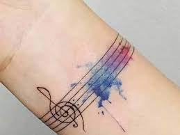 Tatuagem tipo pulseira no braço feminina. Tatuagem Bracelete Tipos Estilos Cuidados E Fotos Inspiradoras