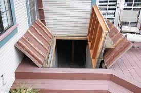 deck over bilco doors decks fencing contractor talk rh contractortalk com how to build a deck around basement windows