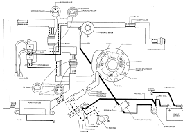 maintaining johnson troubleshooting electrical diagram for electric starter motor