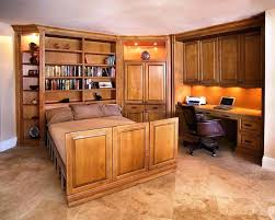 murphy bed office desk combo. Murphy Beds With Desk Home Office Bed Plans . Combo