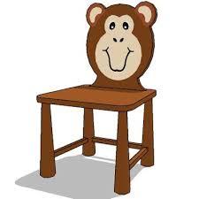chair clipart. cartoon chair clipart