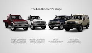 2017 Toyota Land Cruiser 70 Series Earns 5 Stars for Safety From ...