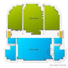 Seating Chart For Neil Simon Theater In Nyc The Illusionists New York Tickets 12 30 2019 3 00 Pm