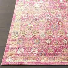pink and rose gold rug rose gold area rug pale pink bungalow bright carpet flower standard pink rose gold rug
