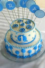 8 First Birthday Cakes For Boy B Day Photo Baby Boy First Birthday