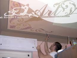 Pitturare Muri Esterni Di Casa : Decorazioni murali pitture decorative interne ed esterne dalle