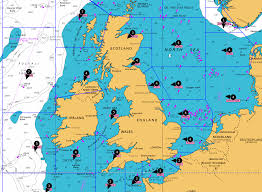 Uk Nautical Charts Free Download Meridian Chartware Admiralty Imray Nautical Sea Charts