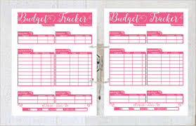 budgeting plans templates 5 daily budget planner templates free sample example format