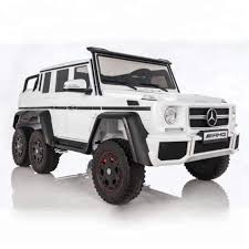 Mercedes g wagon 6x6,6164 southern suburbs 2003 mercedes benz ml270 automatic wagon no. Mercedes Benz 6x6 G63 Amg 6 Wheels Suv Kids Electric Ride On Car Kidcarshop
