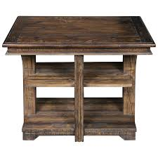 rustic wood end tables dining table ontario al los angeles rustic spanish furniture lamps uk