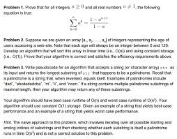 Integers Examples Solved Prove That For All Integers N Greaterthanorequalto